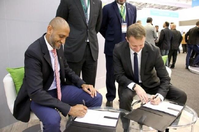 Yahsat Signed a Memorandum of Understanding with BlueTown