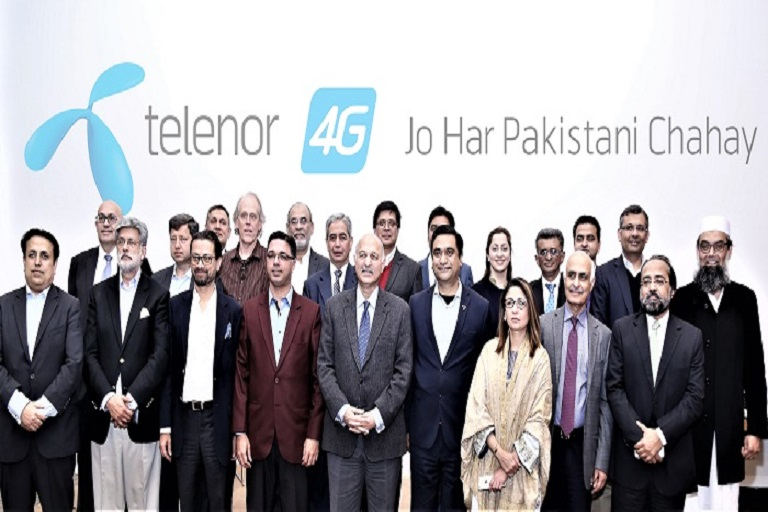 Top CEO's & leaders converge at Telenor Campus, Discuss Business Challenges in the new Digital Age