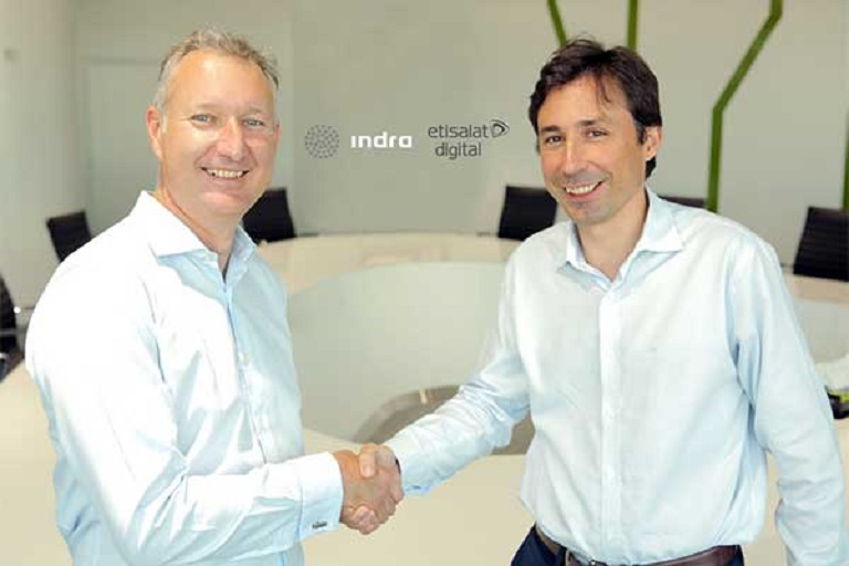 Etisalat and Indra Now Partner to Boost Digital Solutions
