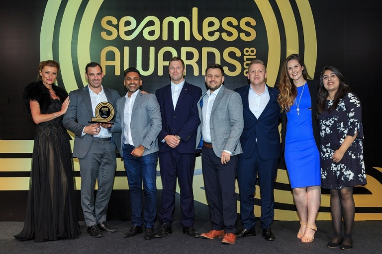 RBBi Niw Wins Seamless Award for the Best Use of Big Data
