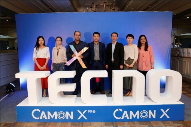 TECNO Mobile Introduced CAMON X and CAMON X Pro in Pakistan