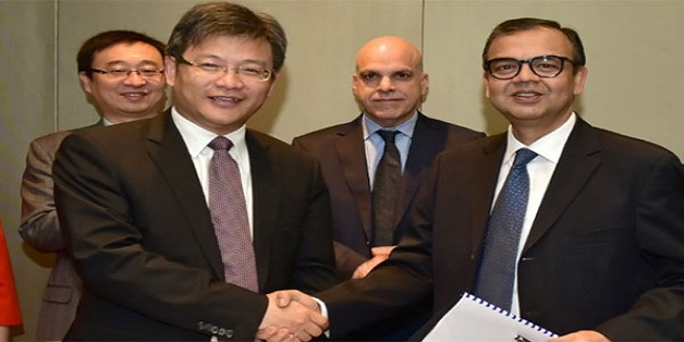 China Mobile and EITC Signed Partnership Agreement