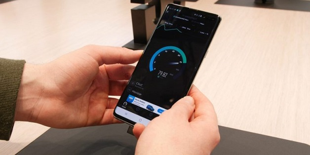 Samsung to Launch World's First 5G Smartphone
