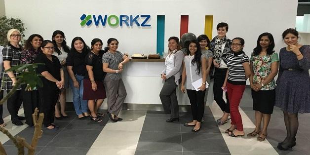 Workz to Start New European HQ in Dublin
