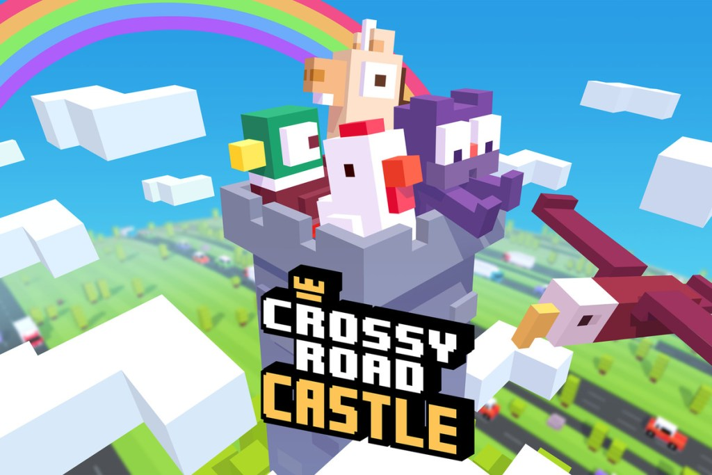 Apple Arcade's latest exclusive is a new Crossy Road spinoff ...
