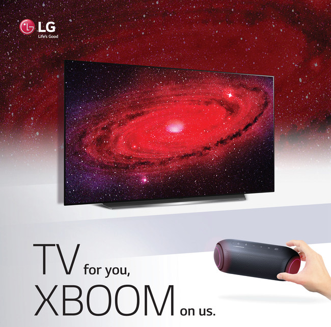 LG Launches