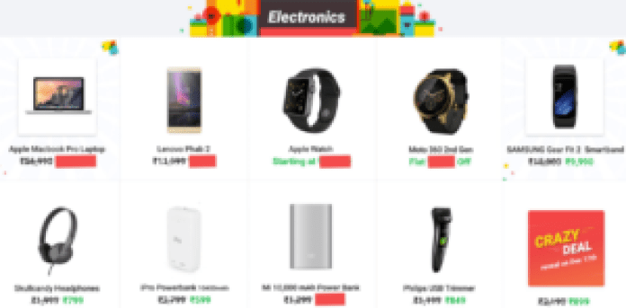 flipkart-big-shopping-days-sale-december-2016-electronics