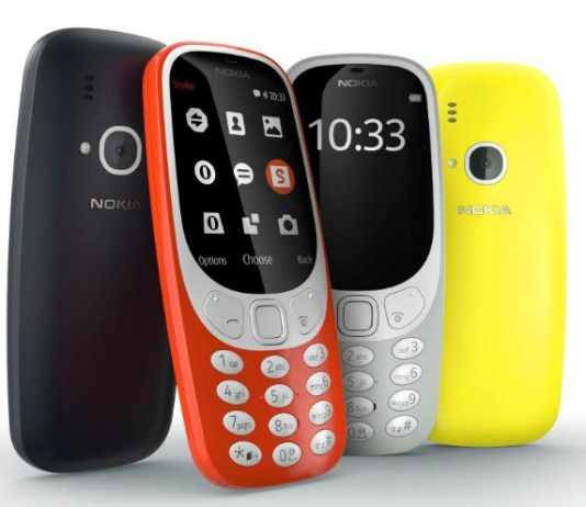 Nokia 3310 Launch again 2017 at Rs.3500