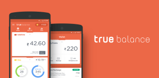 true balance app recharge cashback offer