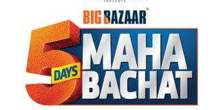 big bazaar 5 days maha bachat sale offer