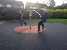 Sheila & Jae playground