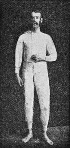 Jaros combination suit for men