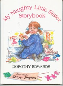 My Naughty Little Sister book