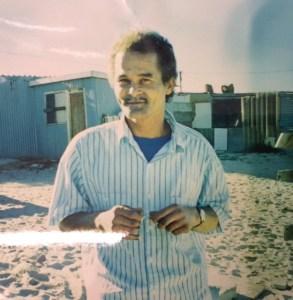The man who ran a small garage