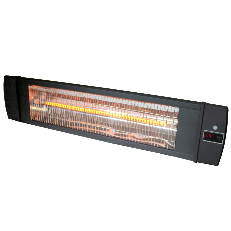 Versonel Wall Mount Carbon Infrared Indoor Outdoor Heater ... on Indoor Non Electric Heaters id=16206