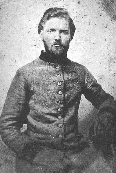 3rd Georgia Volunteer Infantry Veterans - Rufus King Reaves