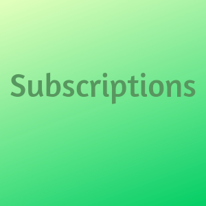 Subscriptions