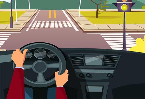 تعليم قيادة السيارات - ثري إم لتعليم قيادة السيارات