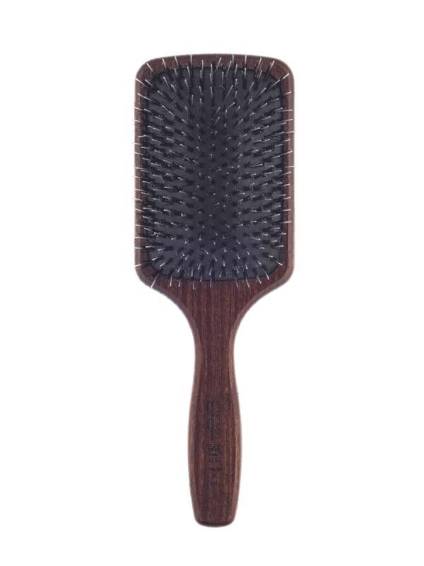 Pneumatic Brush Pure Bristle + monofilo in white nylon 3593