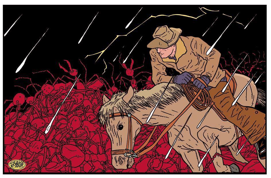 cowboys&bugs