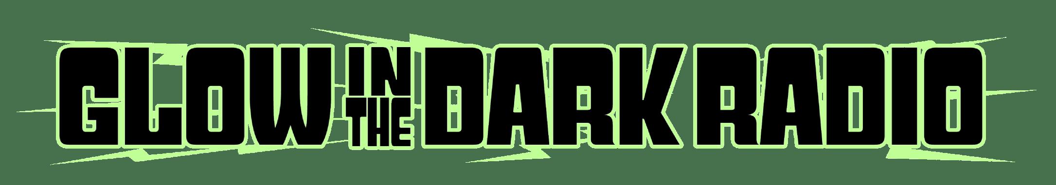 GLow in the Dark Radio LogoB