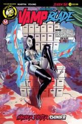 Vampblade Season 2 Issue 1 COVER A