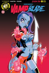 Vampblade Season 2 Issue 1 COVER C