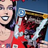 Vampblade Season 2 Issue 1 COVER E