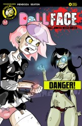 DollFace #4 Cover C