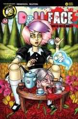 DollFace #4 Cover D