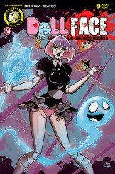 DollFace #4 Cover G