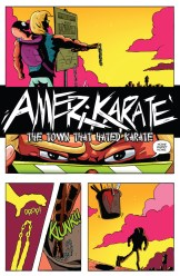 Amerikarate Volume One Page 2