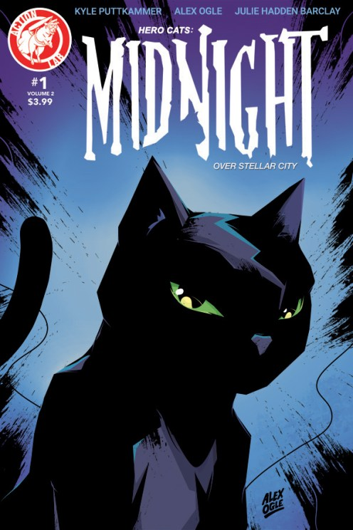 Midnight Volume 2 #1 Cover