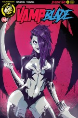 Vampblade Season 2 #3 Cover C