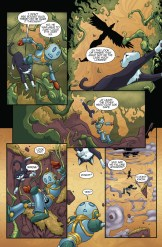 Hero Cats of Skyworld 6 TPB Page 3