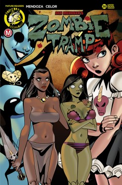 Zombie Tramp #36 Cover C
