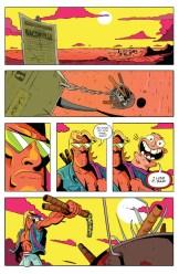 Amerikarate Volume One Page 1
