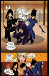Shinobi Ninja Princess - The Lightning Oni #1 Page 10