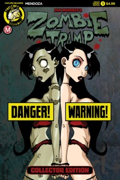 Zombie Tramp Volume 1 Collector Edition Cover B