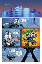 AmeriKarate #5 Page 1