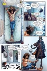 Infinite Seven #6 Page 5
