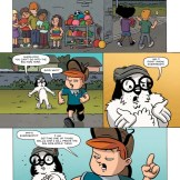 Kid Sherlock #3 Page 5
