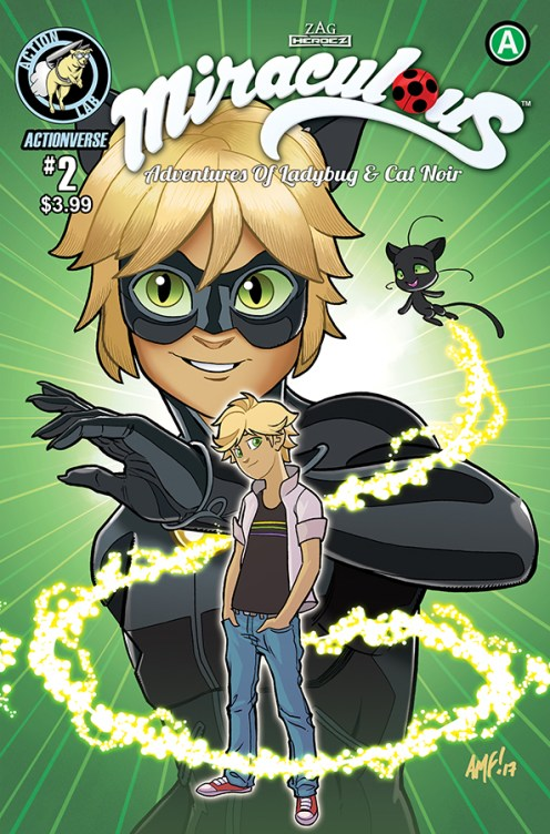 Miraculous Adventures #2 Cover B