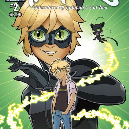 Miraculous Adventures #2 Cover B