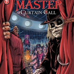 Puppet Master Curtain Call #1 Cover A