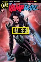 Vampblade Season 2 #6 Cover F