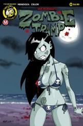 Zombie Tramp #38 Cover A Mendoza