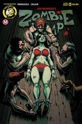 Zombie Tramp #38 Cover C Weaver