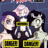 Danger Doll Squad #1 Cover D