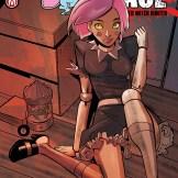 DollFace #9 Cover E